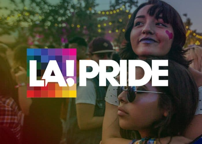 Los Angeles Valley Pride 2018 Agenda